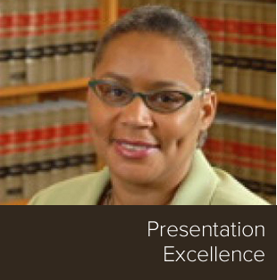 Dr. Brenda Smith and Presentation Excellence.