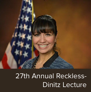 27th Annual Reckless-Dinitz Lecture